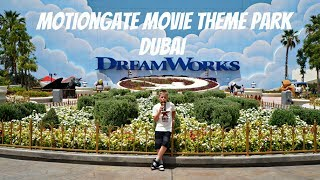 Motiogate Dubai at Dubai Parks And Resorts. We take a look at the park, we try the rides and hide from the sun. Music provided på Youtube: Aurora borealis - ...