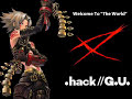 this is an awsome song from4 a great series named .Hack!