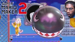 my dudes what is this..   Super Mario Maker 2 (Episode 2) by Tyranitar Tube