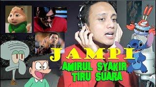 Video Jampi cover by Amirul Syakir Tiru Suara (7suara) MP3, 3GP, MP4, WEBM, AVI, FLV Juli 2018
