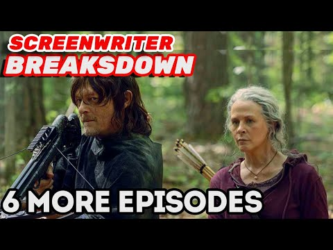 BREAKDOWN | 6 MORE EPISODES Added to Season 10 of The Walking Dead | Episodes 17-22