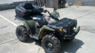 10. For Sale - 2005 Polaris Sportsman 400
