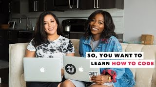 Thinking about learning how to code or wanting to get into Software Engineering? Bria currently works at Google, and I at Microsoft so we teamed up to share ...