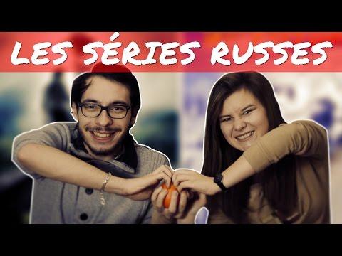 JE DÉCOUVRE DES SÉRIES RUSSES