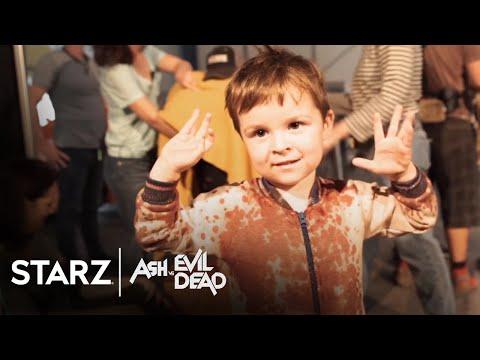 Ash vs Evil Dead | Inside the World of Ash vs Evil Dead | Season 3, Episode 4 | STARZ