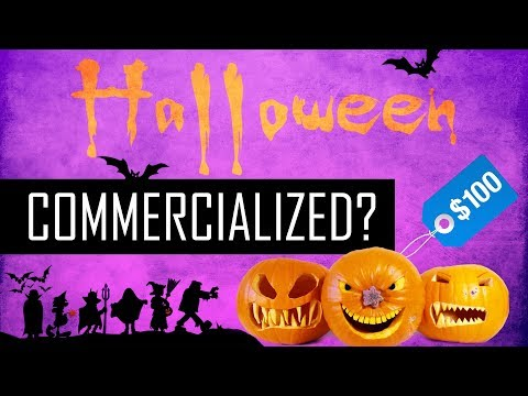How Did Halloween Become Commercialized? (2017) A look into the origin of Halloween and its eventual commercialization in America and across the world
