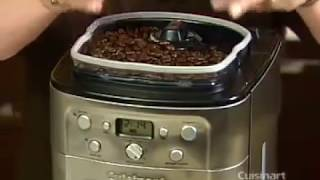 Burr Grind & Brew Thermal™ 12-Cup Automatic Coffeemaker How To Video Icon