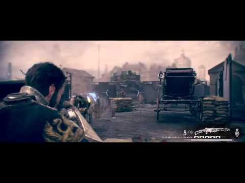 The Order: 1886 - Damn Right That Bloody Arc Gun