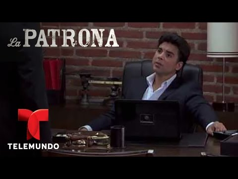La Patrona | Capítulo 55 | Telemundo