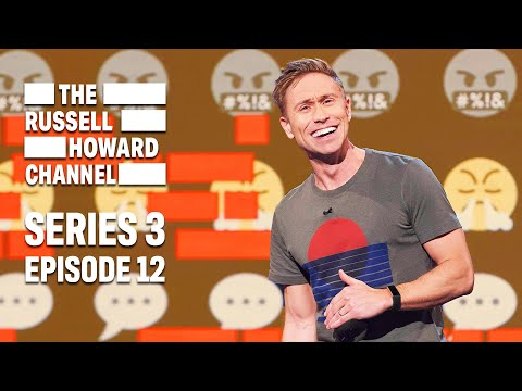 The Russell Howard Hour - Series 3, Episode 12   Full Episode