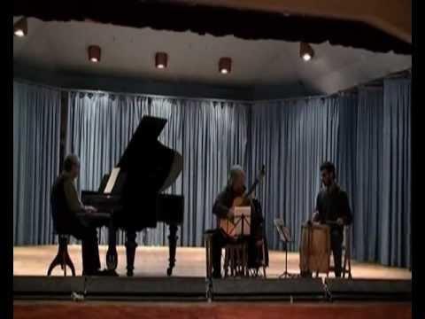 Doctor de las chacareras(Ricardo Pereyra) - Trio Pereyra-Blanco-Galluzzi