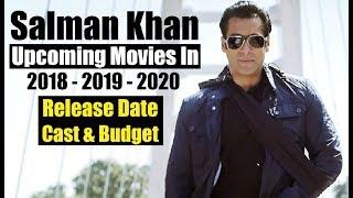 Video Salman Khan Upcoming Movies 2018 2019 2020 Full List MP3, 3GP, MP4, WEBM, AVI, FLV Juli 2018