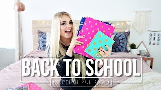BACK TO SCHOOL SUPPLY HAUL + Giveaway! | Aspyn Ovard by Aspyn Ovard