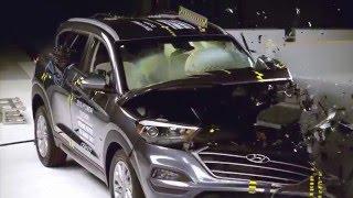 Краш Тест Hyundai Tucson   Crash Test Hyundai TucsonВ Хендай Туссан 2016 года нет ничего экстраординарного — дизайнеры обновили внешность в соответствии с современными веяниями, бросается в глаза спортивность облика. Ходовая часть является доработанным вариантом предыдущего образца. Независимая подвеска впереди оснащена стойками МакФерсон, а сзади выполнена по многорычажной схеме.Технические параметры По габаритам Tucson немного превосходит своих предшественников: длина увеличилась на 65 мм, база на 30 мм, ширина на 30 мм, а высота уменьшилась на 15 мм. Характеристики автомобиля следующие: Длина наибольшая – 4 475 мм. Ширина со сложенными зеркалами – 1 850 мм. Высота – 1 645 мм. Колесная база – 2 670 мм. Клиренс – 185 мм. Снаряженная масса базовой комплектации – 1 528 кг....Итак результаты краш теста:Краш тест проводился на скорости 40 миль/час (примерно 64 км/ч)Лобовое столкновение 25% перекрытия - 5 звёздыЛобовое столкновение 50% перекрытия - 5 звёздБоковое столкновение - 5 звёздИспытания крыши - 5 звёздCrash Test AUDI Q7 2017  Краш Тест АУДИ КУ7 2017https://www.youtube.com/watch?v=_5b3HPE0714Краш Тест Hyundai Tucson - Crash Test Hyundai Tucsonhttps://www.youtube.com/watch?v=C53Y1BsA1DwKrash Test HONDA PILOT 2016  Краш тест новой Хонда https://www.youtube.com/watch?v=-YvmwCW5r70Crash Test Toyota Highlander  Краш Тест Тойота Хайлендерhttps://www.youtube.com/watch?v=NH_jab9S3pYKrash TEST AUDI Q5 2015https://www.youtube.com/watch?v=UhQCU3PlDcY♥♥♥♥♥♥♥♥♥♥♥♥♥♥♥♥♥♥♥♥♥♥♥♥♥♥♥♥♥♥♥♥♥ПОДПИСЫВАЙТЕСЬ на наш КАНАЛ!!! ♥♥          http://bit.ly/BestCarTest               ♥♥♥♥♥♥♥♥♥♥♥♥♥♥♥♥♥♥♥♥♥♥♥♥♥♥♥♥♥♥♥♥♥Наш сайт http://bestcartest.ru/Twitter      @BestCarTestFacebook  bestcartest♦♦♦♦♦♦♦♦♦♦♦♦♦♦♦♦♦♦♦♦♦♦♦♦♦♦♦♦♦♦♦♦♦♦♦♦♦♦♦♦♦♦♦♦♦♦♦♦♦♦♦♦♦♦♦♦♦♦♦♦♦♦♦♦♦♦♦♦♦♦♦♦♦♦♦♦♦♦♦♦♦♦♦♦♦♦♦♦♦♦♦♦♦♦♦♦ Качественная автоэлектроника по низким ценам!  http://bestcartest.ru/aliexpress.htm