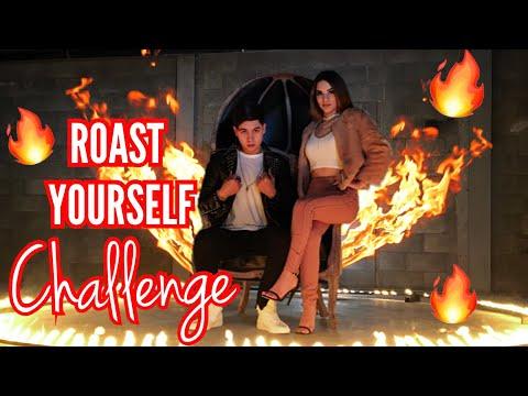 Video ROAST YOURSELF CHALLENGE / Kimberly Loaiza Ft. JD PANTOJA download in MP3, 3GP, MP4, WEBM, AVI, FLV January 2017