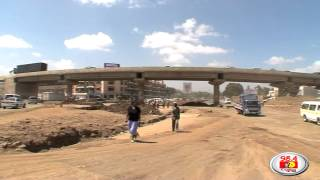 Thika superhighway completion set for June