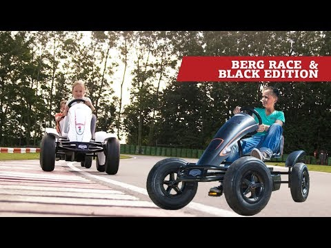 BERG Black Edition BFR | BERG Gocarts