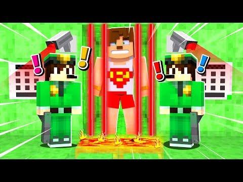 SLİME HAPİSHANESİNDEN İMKANSIZ KAÇIŞ - Minecraft