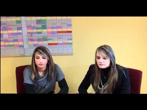 NRC - Lycée joliot curie Hirson BTS NRC Interview d'un ancien étudiant.