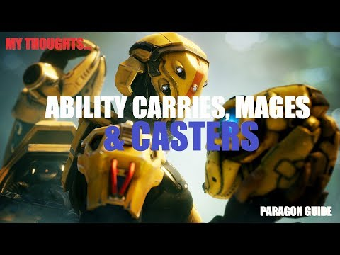 Ability-based Hero Philosophy - Ability Carries, \