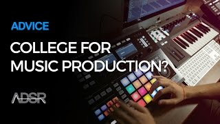 Video Should You Go To College For Music Production? MP3, 3GP, MP4, WEBM, AVI, FLV Januari 2018