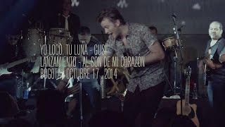 El 17 de octubre del 2014 se dio inicio a la gira #alsondemicorazóntour, en la ciudad de Bogotá. Sigue la gira de GUSI en www.gusimusica.com Escucha Al Son de Mi Corazón en http://smarturl.it/AlSonDeMiCorazon_1
