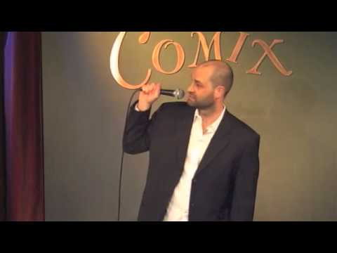 Comedian Ted Alexandro on Obama's Mother