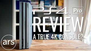 PS4 Pro Review: A True 4K Console? | Ars Technica