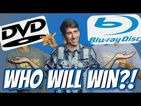 Bluray vs DVD | Which is better and why do we still have both | Premier Prep