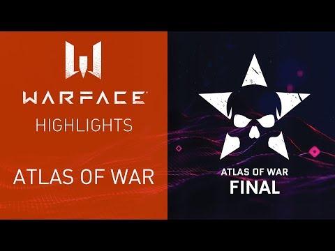 Warface: Highlights Atlas of War