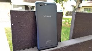Umi Z Pro - The Smartphone with 3X 13MP Cameras! Video