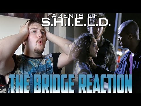 Agents Of SHIELD Season 1 Episode 10: The Bridge Reaction