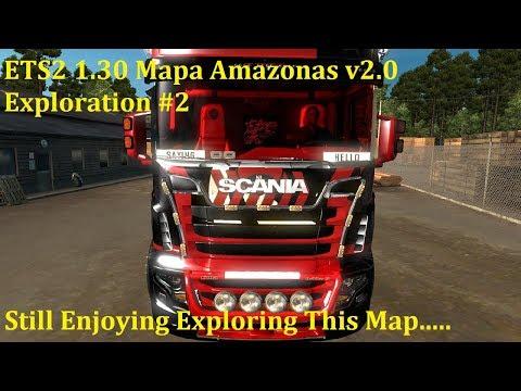 Amazonas Map v2.0