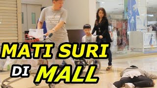 Video MATI SURI DI MALL | COMMENT TROLL INDONESIA - Ronaldonald MP3, 3GP, MP4, WEBM, AVI, FLV Mei 2017