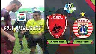 Download Video PSM Makassar (2) vs (2) Persija Jakarta Full Highlight | Go-Jek Liga 1 bersama Bukalapak MP3 3GP MP4