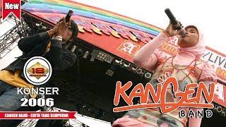 KANGEN BAND - CINTA YANG SEMPURNA (LIVE KONSER BEKASI 2008)