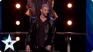 Download Video Magician Darcy Oake does the ultimate disapearing act   Britain's Got Talent 2014 MP3 3GP MP4