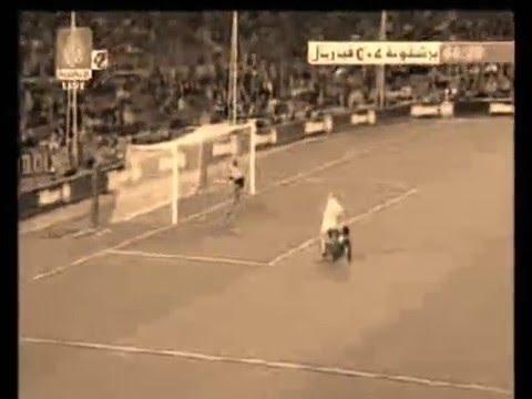 Gol de Chilena de Ronaldinho al Villarreal