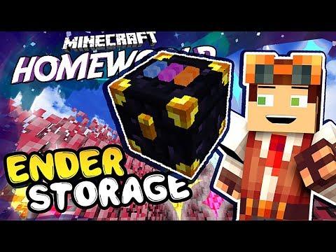 ENDER STORAGE • Homeworld: Steven Universe Let's Play in Minecraft! [#48]