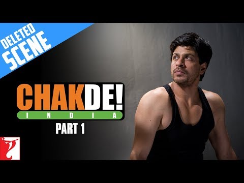 Deleted Scenes   Part 1   Chak De India   Shah Rukh Khan   Shimit Amin