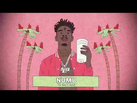 21 Savage - Numb (Slowed/Reverb/Rain) (i think best version)