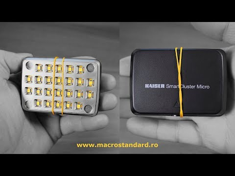 Lampa LED Kaiser #3286 SmartCluster Micro are probleme la capac