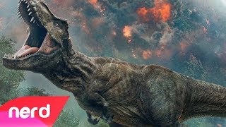 Video Jurassic World: Fallen Kingdom Song | Life Finds A Way (Unofficial Soundtrack) #NerdOut MP3, 3GP, MP4, WEBM, AVI, FLV April 2019