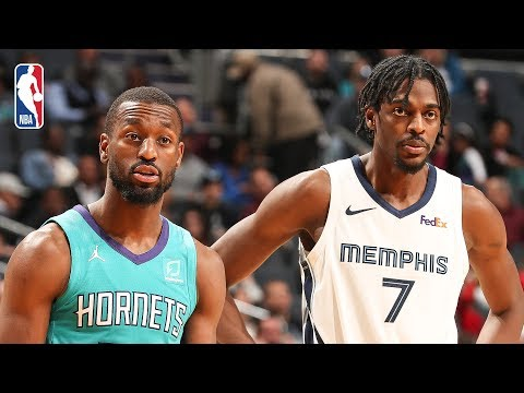 Video: Full Game Recap: Grizzlies vs Hornets | Strong 4th Quarter Leads CHA