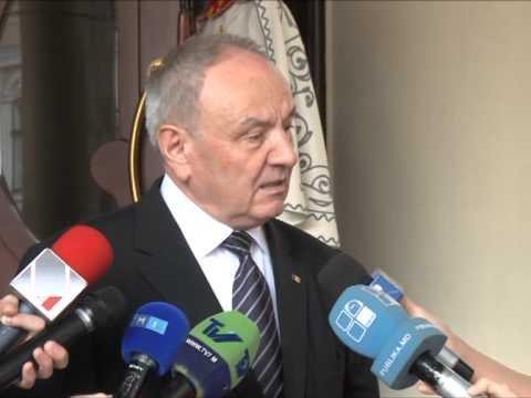 Președintele Nicolae Timofti a făcut un apel la calm cu referire la situația din Găgăuzia
