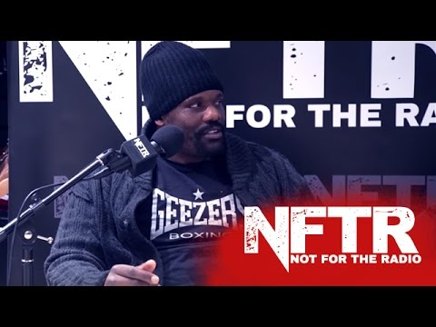 Dereck Chisora – 'I Left Him On The Floor' And More | NFTR