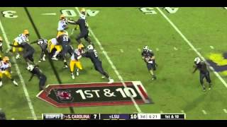 Sam Montgomery vs South Carolina (2012)