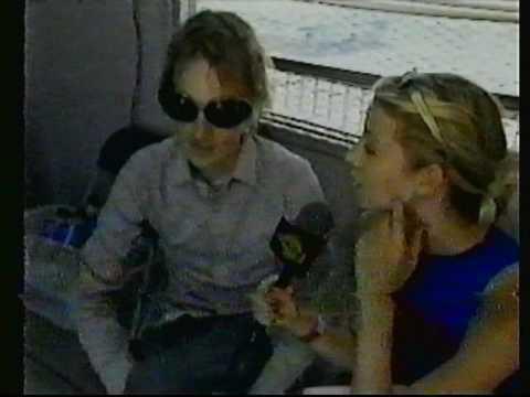 Silverchair : 07-01-1999 / 07-02-1999 - Interviews At Edgefest (Barrie Ontario) (видео)