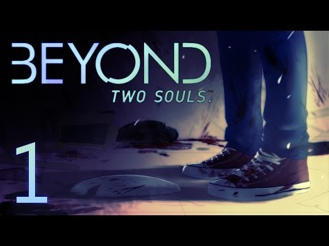 Cry Plays: Beyond: Two Souls [P1]