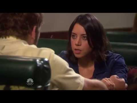 April Ludgate knows the shit...